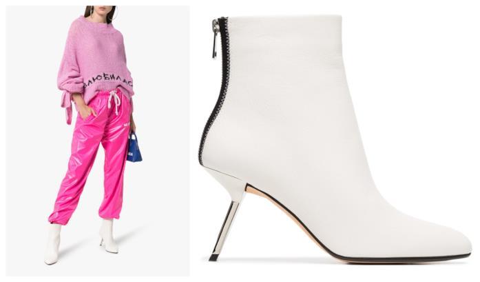 Ankle boots di moda per l'autunno inverno 2018-19