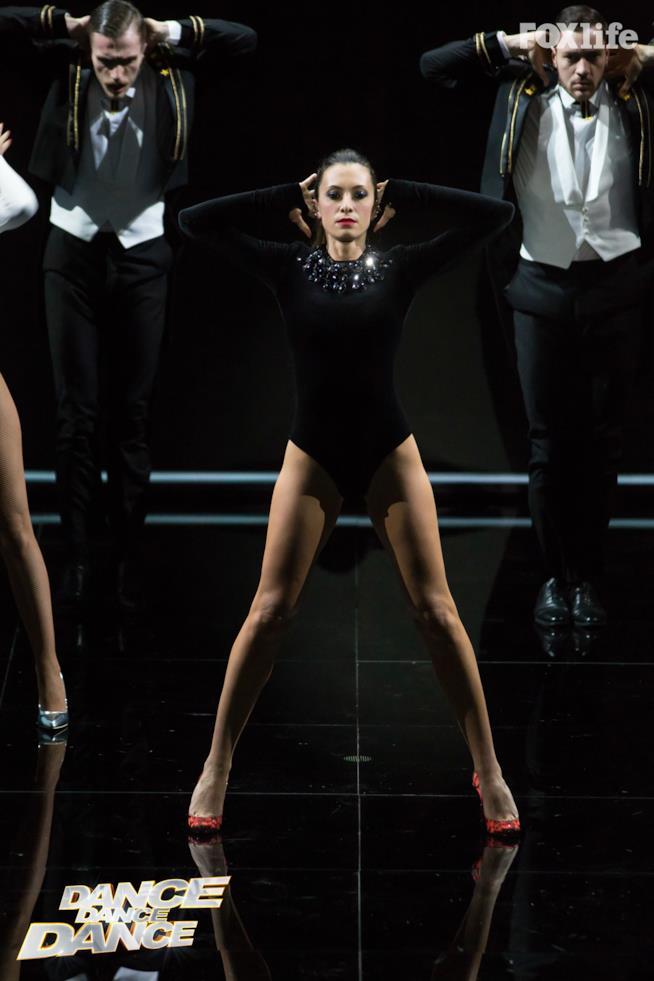 Deborah Lettieri, esibizione nel sesto serale di Dance Dance Dance 2