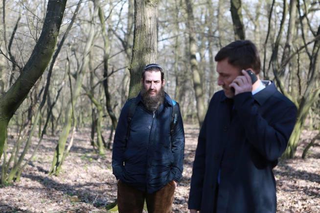La testimonianza, una scena del film