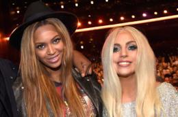 Lady Gaga e Beyoncé