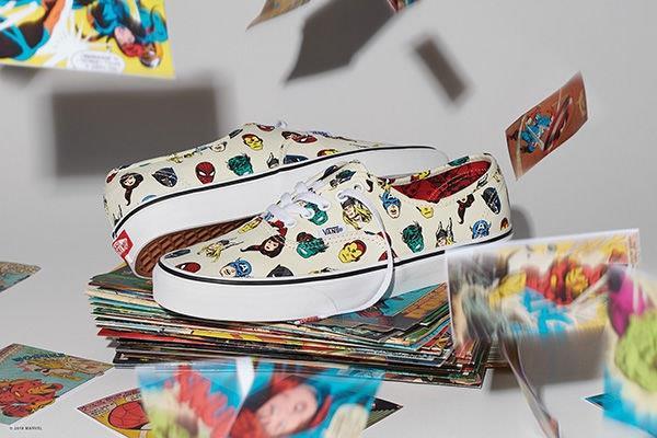 Modello scarpe Vans