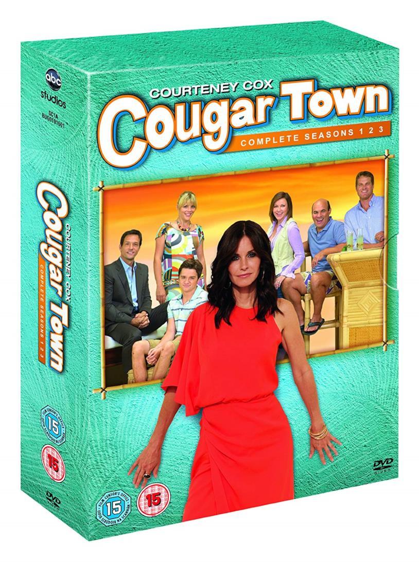 Il cofanetto di Cougar Town