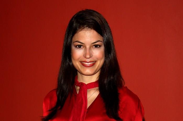 Sara Tommasi in primo piano