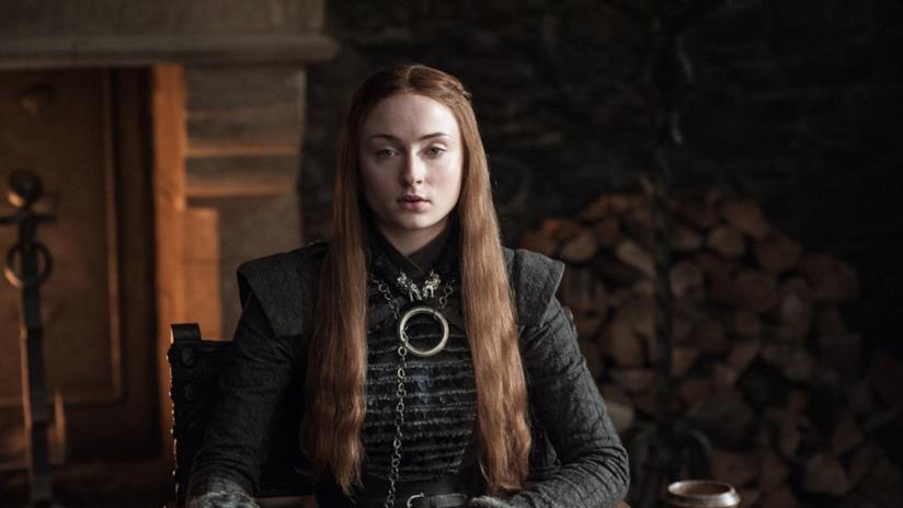 Sansa Stark in Game of Thrones 8