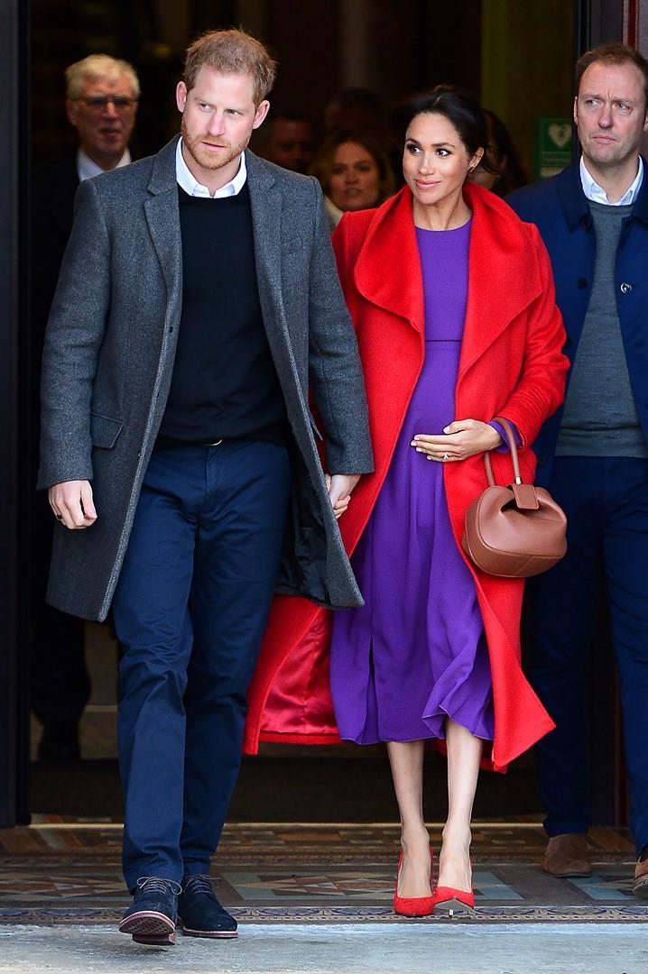 Meghan e Harry in visita ufficiale a Liverpool