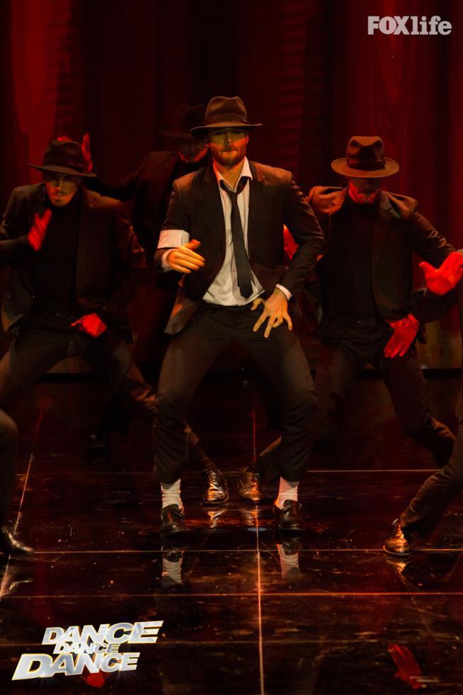 Giulio Berruti, ottavo serale di Dance Dance Dance 2
