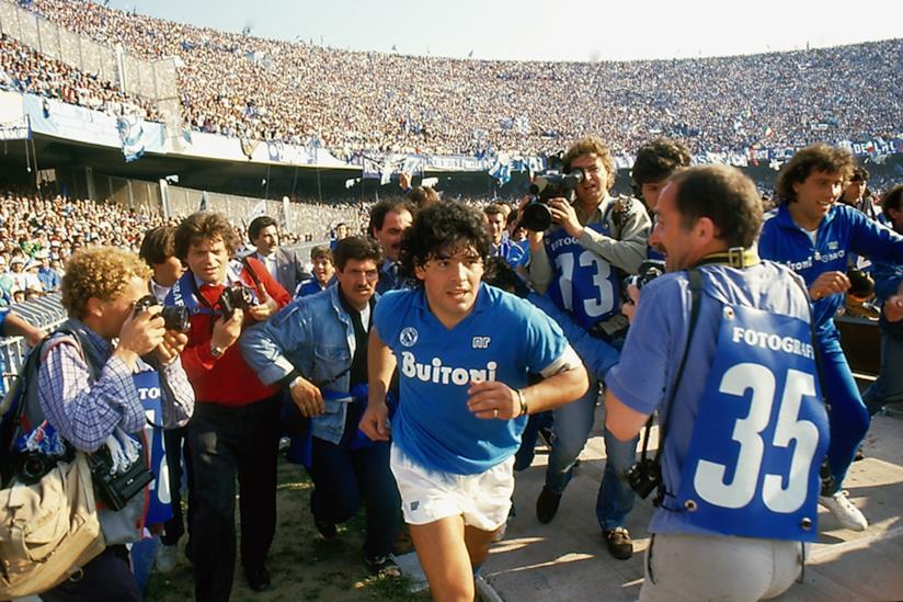 Il documentario Diego Maradona di Asif Kapadia
