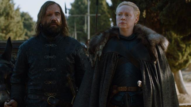 Jaime e Tyrion nei sotterranei