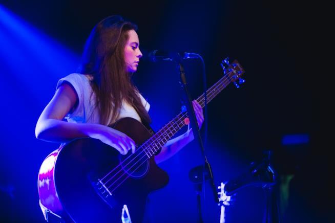 Francesca Michielin sul palco