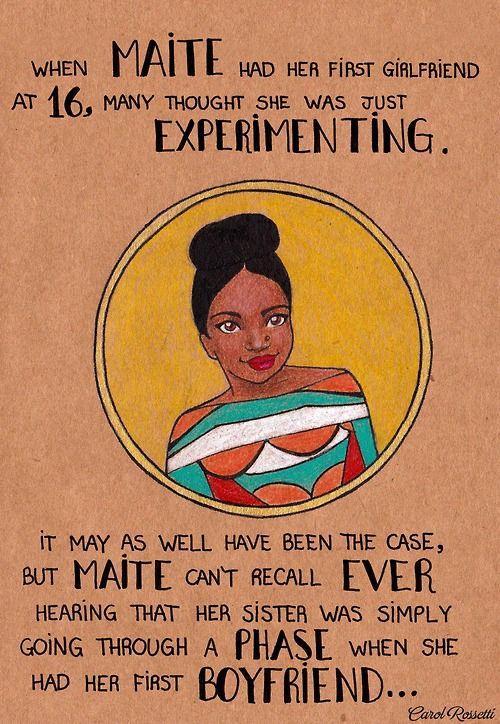 Illustrazione di una donna di colore