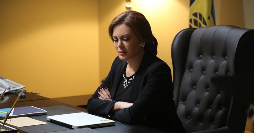 La protagonista di Madam President, Norah Sa'ad