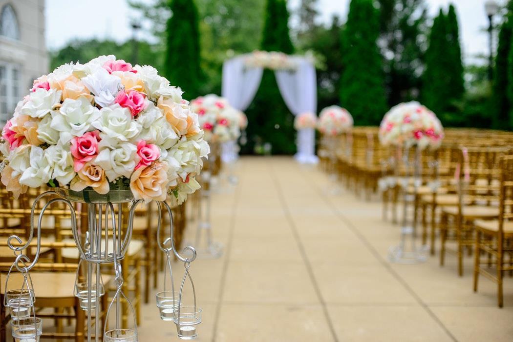 Decorazioni Matrimonio Arancione : La cerimonia perfetta: le idee da copiare dal matrimonio ferragnez