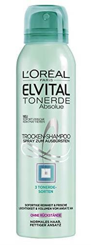 Shampoo a secco Argilla Straordinaria