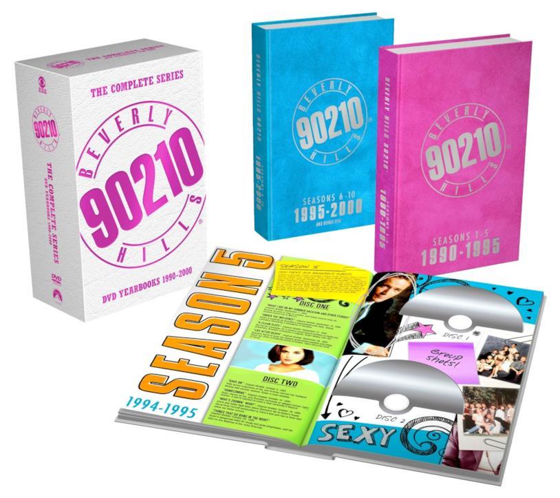 Cofanetto DVD di Beverly Hills 90210 - Seasons 1-10
