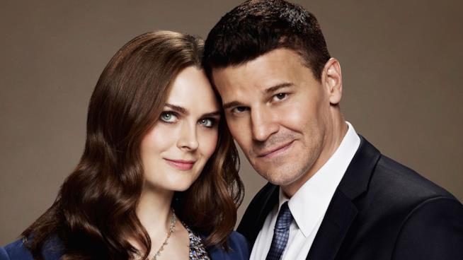 Booth e Brennan Bones