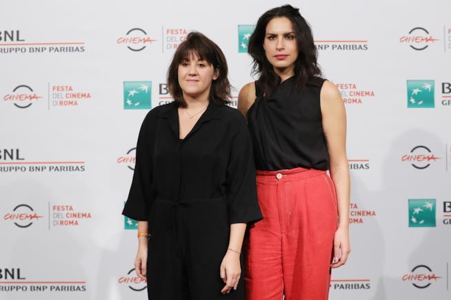 Cecilia Frugiuele e Desiree Akhavan