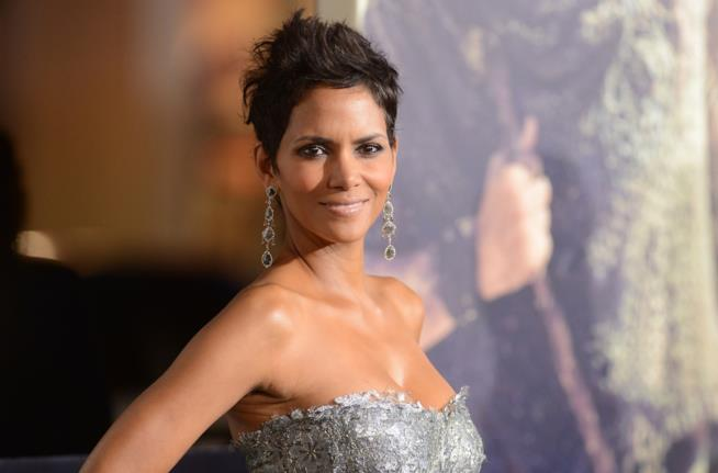 L'attrice Halle Berry