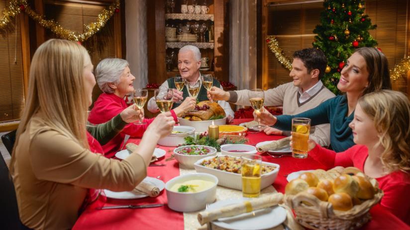 Consigli Per Menu Di Natale.Menu Di Natale Per Tanti Ospiti Le Ricette Per Grandi Tavolate