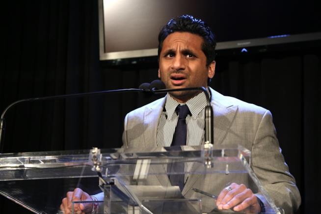 L'attore statunitense Ravi Patel