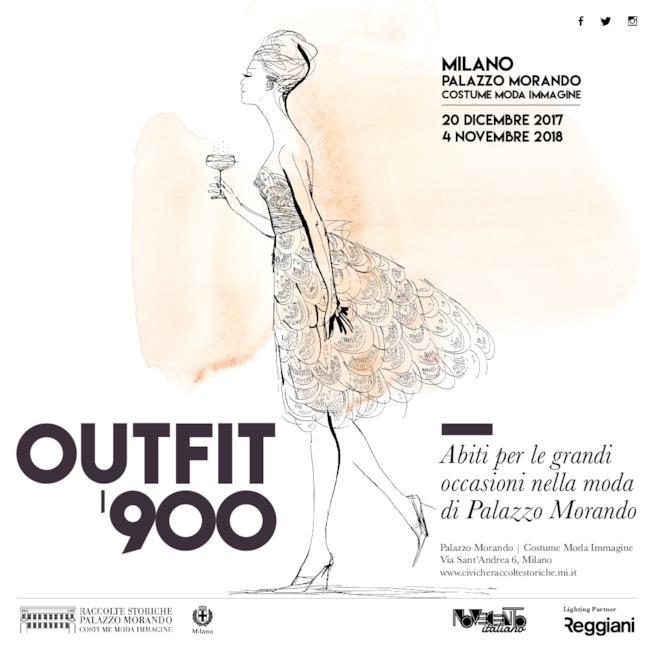 La locandina di Outfit '900