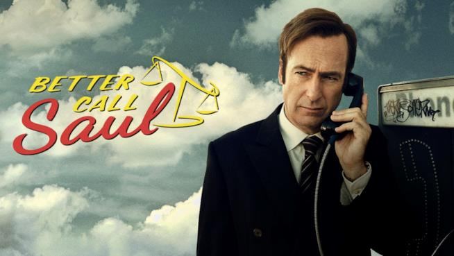 Un'immagine promozionale di Better Call Saul