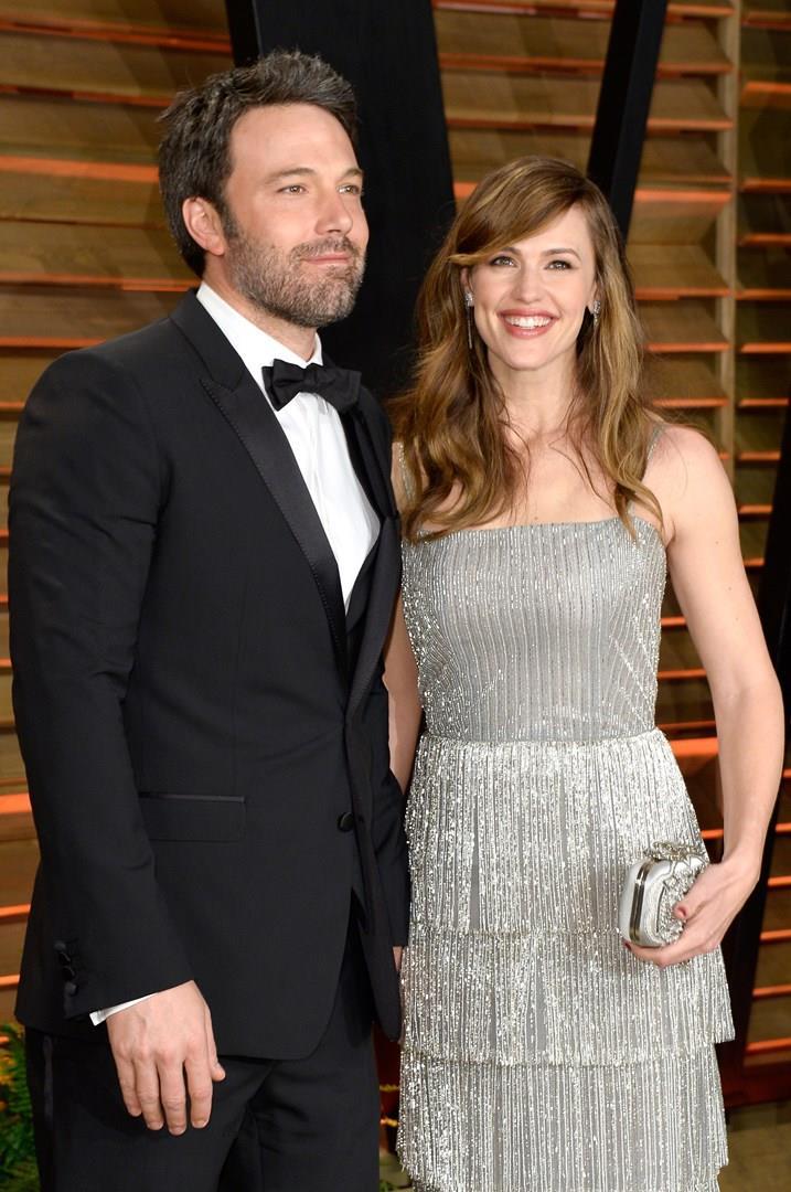 Ben Affleck e Jennifer Garner insieme nel 2014