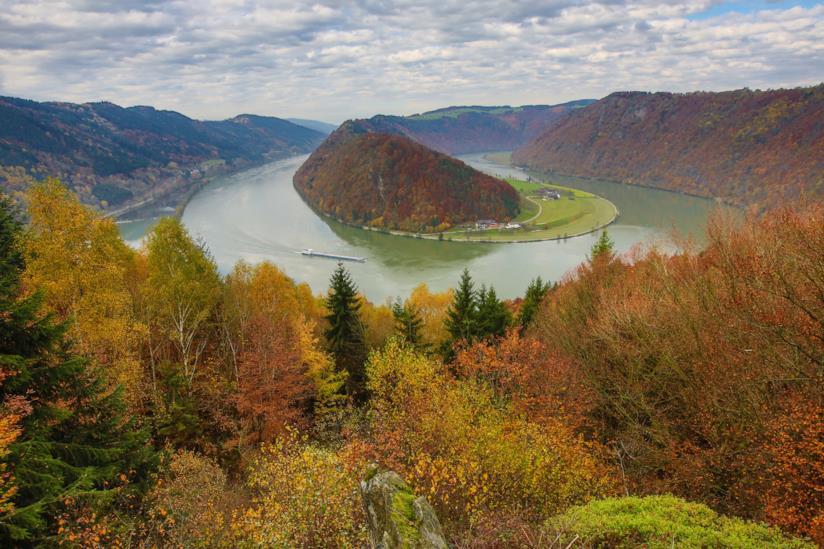 Ciclabile del Danubio: 2897 km da percorrere in bici