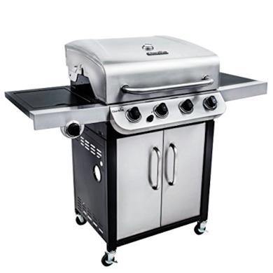 Griglia Barbecue a Gas a 4 Fuochi