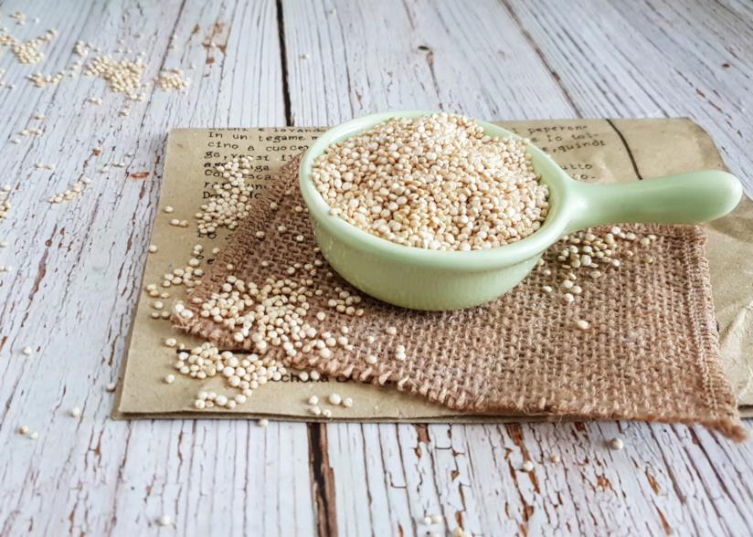 grani di quinoa