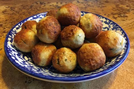 Polpette tonno e patate