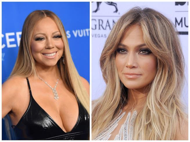Mariah Carey e Jennifer Lopez