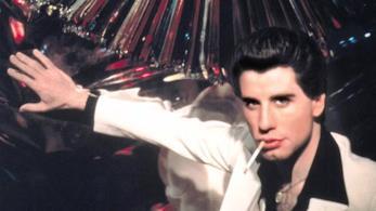 John Travolta in La febbre del sabato sera