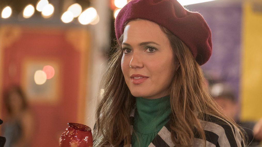 Rebecca in un'immagine dalla terza stagione di This Is Us
