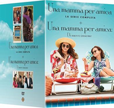 Cofanetto DVD di Una mamma per amica - Stagioni 1-8
