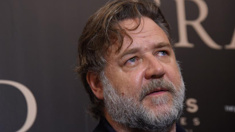 L'attore Russell Crowe