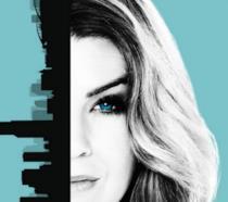 Il poster della stagione 13 di Grey's Anatomy