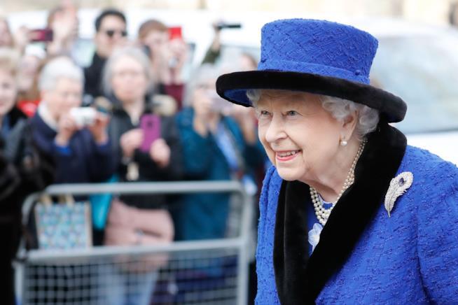 La Regina Elisabetta