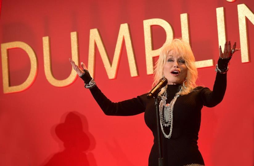 Dolly Parton in Dumplin'