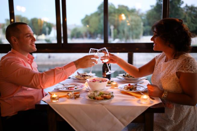 Cena romantica, veloce e leggera per San Valentino