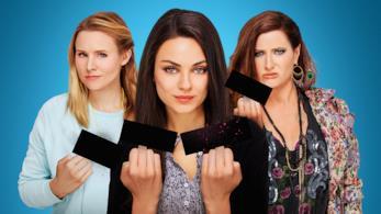 Mila Kunis, Kristen Bell, Kathryn Hahn in Bad Moms