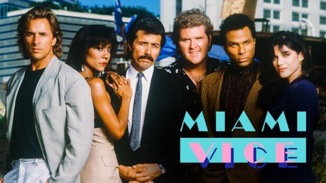 NBC annuncia il remake di Miami Vice