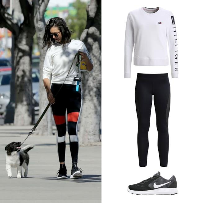 Come vestirsi casual per portare a spasso il cane