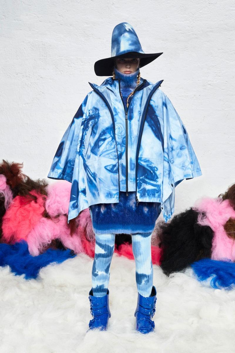 Sfilata MONCLER Collezione Donna Autunno Inverno 19/20 Milano - 56
