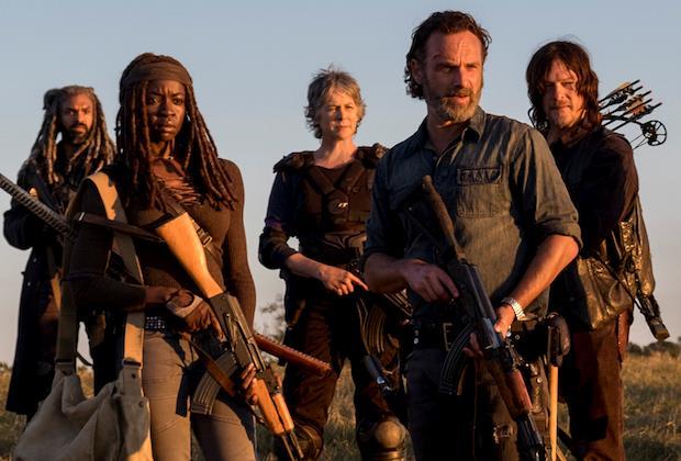 Il finale di The Walking Dead 8