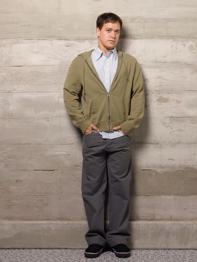 T. R. Knight è George O'Malley in Grey's Anatomy