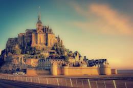 La bellezza di Mont Saint-Michel