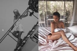 Ariana Grande e Kim Kardashian su Instagram
