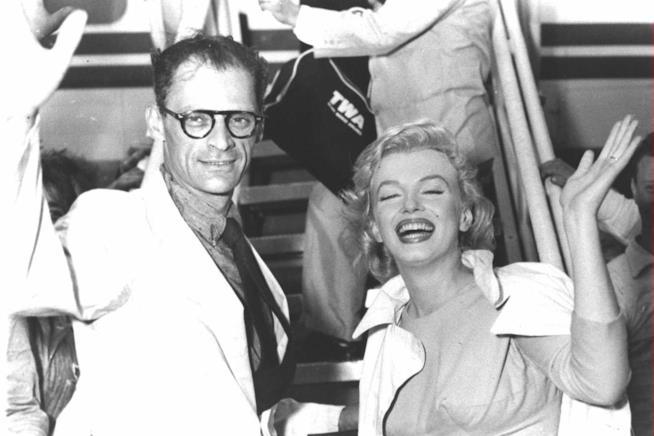 Marilyn Monroe: recuperata una sua scena di nudo nel film Gli spostati