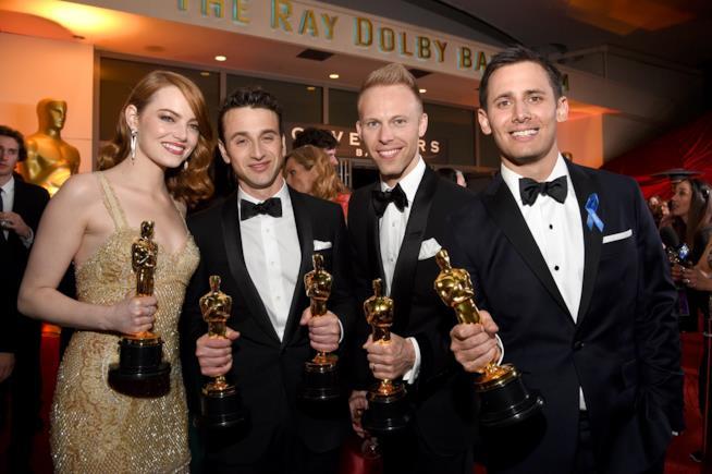 Emma Stone agli Oscar