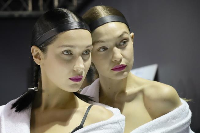 Bella Hadid e Gigi Hadid